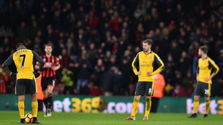 Les joueurs d'Arsenal peuvent être déçus du résultat, mais se satisfaire tout de même du point pris