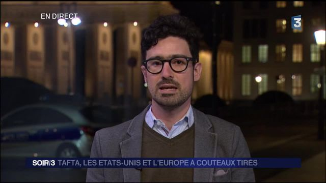 Tafta : les États-Unis et l'Europe à couteaux tirés