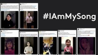 #IAmMySong : le combat des Afghanes sur les réseaux sociaux pour continuer à chanter (FRANCEINFO)