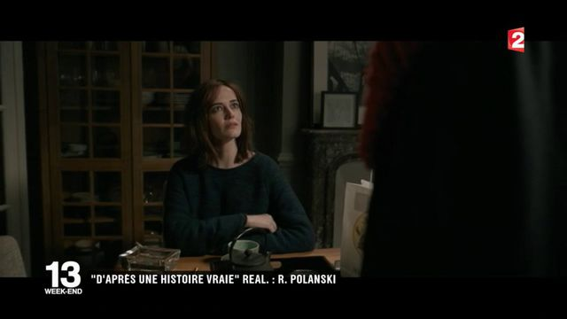 """Cinéma : """"D'après une histoire vraie"""", de Roman Planski, en salles le 1er novembre"""