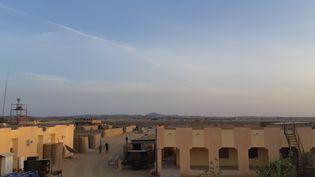 Le camp de Tessalitau nord du Malifait partie des trois bases qui vont être quittées par les soldats français. (FRANCK COGNARD / RADIO FRANCE)