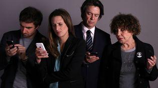 Série Dix pour cent - Saison 1 (Mon Voisin Productions/Mother Production/Ce Qui Me Meut)