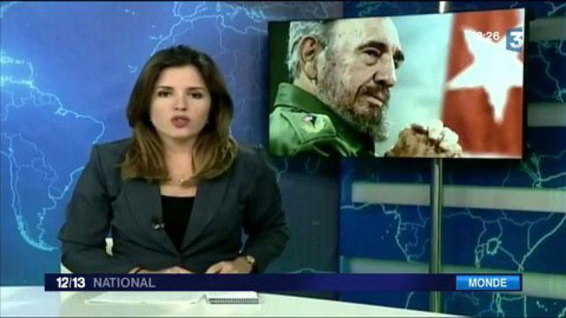 Mort de Fidel Castro