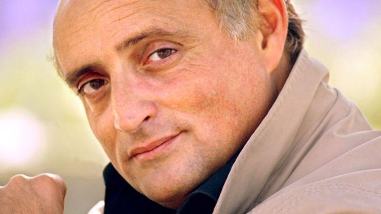 Daniel Mesguich, comédien et metteur en scène, ici en 2003.  (Jean-Pierre Muller / AFP)
