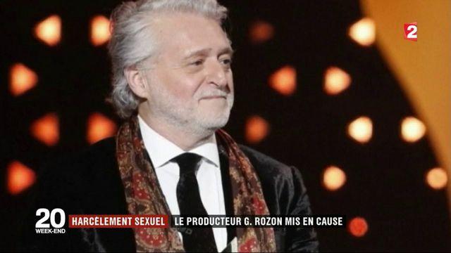 arcèlement sexuel : le producteur Gilbert Rozon mis en cause