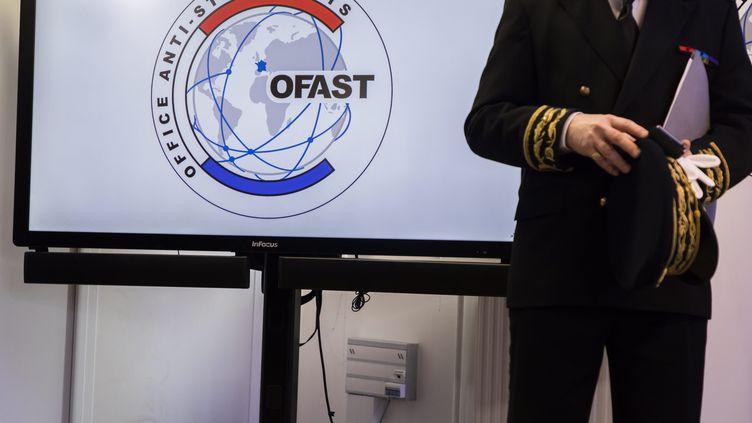 Conférence de presse de l'Ofast, en février 2020 (illustration). (VINCENT ISORE / MAXPPP)