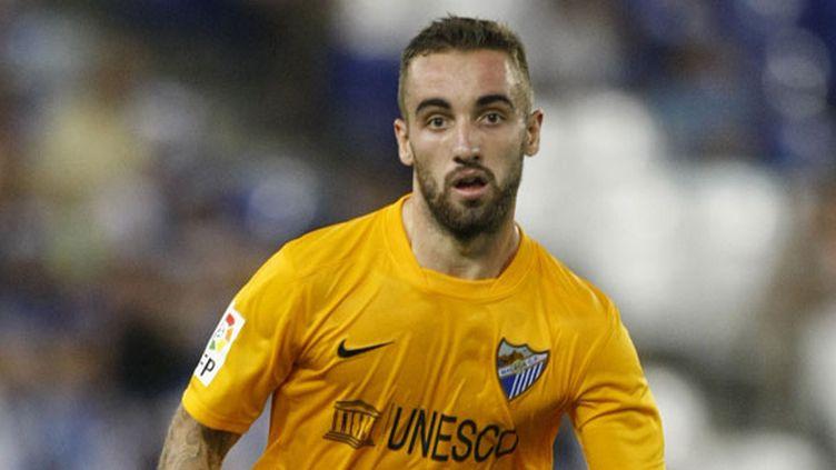 Le joueur espagnol Sergi Darder