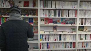 Librairies (FRANCEINFO)