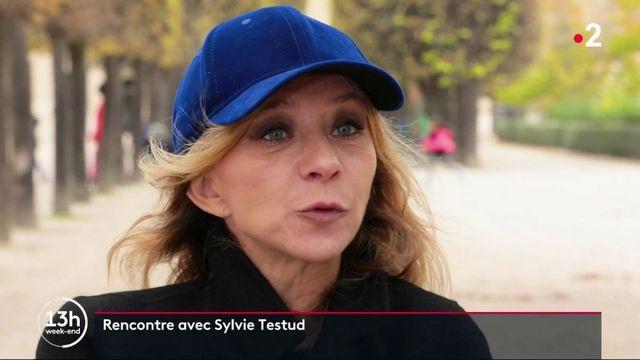 Culture : tête-à-tête avec Sylvie Testud