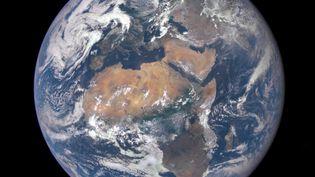 L'Afrique vue de l'espace (HANDOUT / NASA / AFP)
