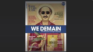 """Le magazineWeDemain a enquêté sur la situation des serres d'Almeríaen Espagne, surnommées """"la mer de plastique"""".AntoineLannuzelest journaliste, rédacteur en chef deWeDemain, il est l'invité du23hdefranceinfo, il apporte un éclairage sur la situation. (FRANCEINFO)"""