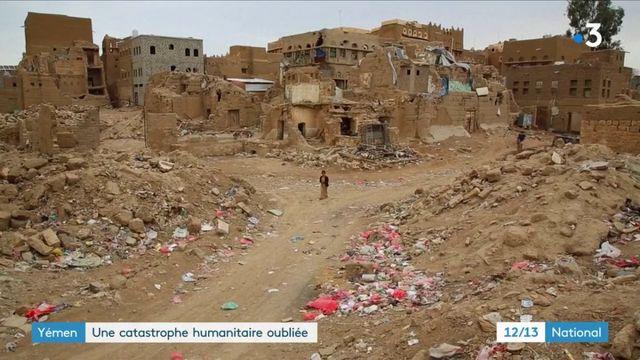 Yémen : une catastrophe humanitaire oubliée