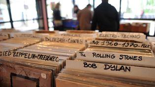 Il s'est vendu près de deux millions de vinyls en 2016. (GUILLAUME SOUVANT / AFP)