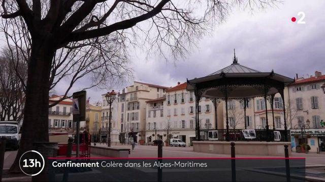 Confinement : l'incompréhension des habitants des Alpes-Maritimes