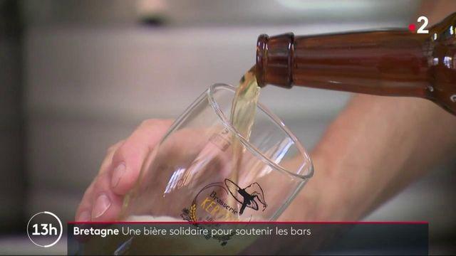Morbihan : la solidarité des brasseurs envers les bars