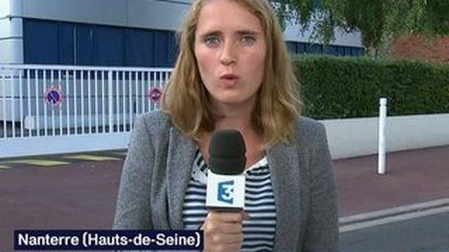 Front national : Jean-Marie Le Pen devant le bureau exécutif du parti