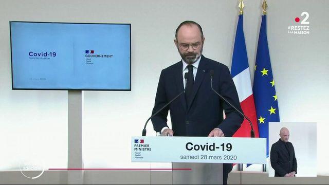 Coronavirus : Philippe et Véran annoncent la commande de nouveaux respirateurs
