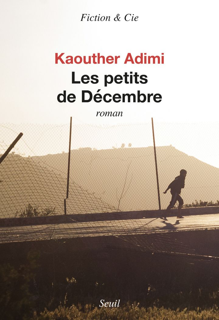 """Couverture """"Les petits de Décembre"""", Kaouther Adimi (ÉDITIONS DU SEUIL)"""