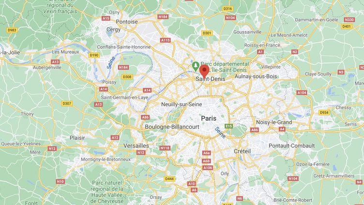 Les faits s'étaient déroulés dans la nuit du 25 au 26 avril 2020 à l'Île-Saint-Denis, aunord de Paris. (GOOGLE MAPS)