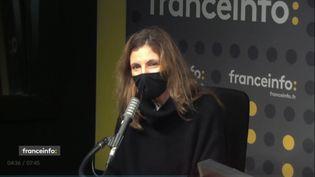 """Aline Panel, productrice de la série """"Je te promets"""" diffusée sur TF1 (CAPTURE D'ECRAN DAILYMOTION)"""