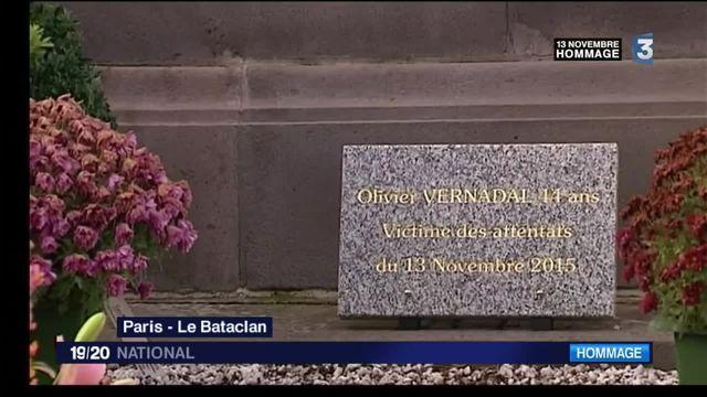 Dans le Puy-d-Dôme, le stade de Ceyrat baptisé au nom d'une victime du 13-Novembre dernier