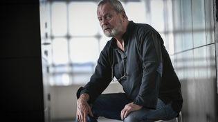 Le réalisateur Terry Gilliam, le 13 mars 2018 à Paris. (STEPHANE DE SAKUTIN / AFP)