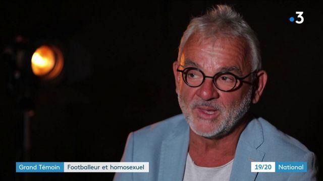 """Homophobie dans les stades de football : """"Là vous sentez la haine"""", explique Olivier Rouyer"""
