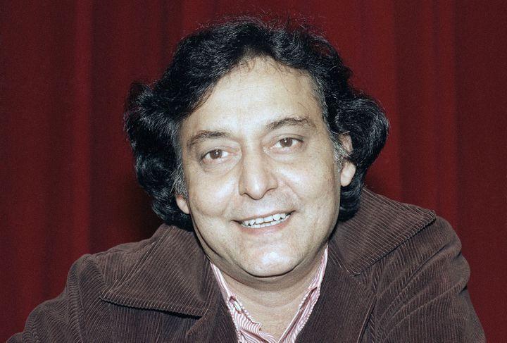 L'acteur en 1984 à la 37e cérémonie du Festival de Cannes. (MICHEL LIPCHITZ/AP/SIPA / SIPA)