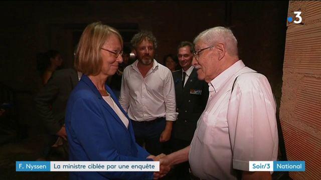 Françoise Nyssen : la ministre ciblée par une enquête