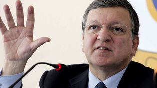 Le président de la Commission européenne, José Manuel Barroso  (Francesco Malavolta/AP/SIPA)
