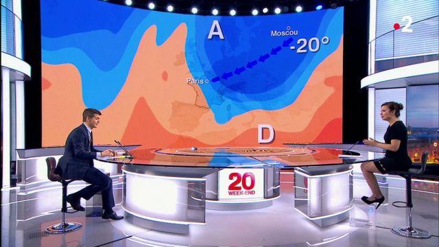 Météo : une vague de froid arrive en France