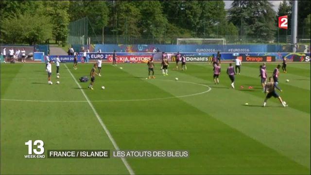 Euro 2016 : la France affronte l'Islande ce dimanche