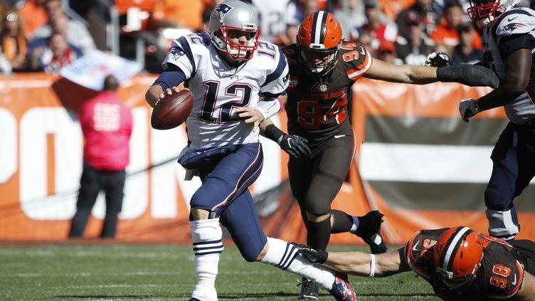 Retour tranquille pour Brady face aux Browns (JOE ROBBINS / GETTY IMAGES NORTH AMERICA)
