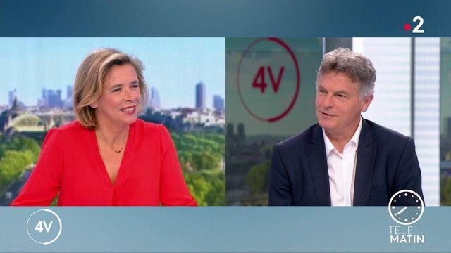 """Covid-19 : """"la France est otage de l'industrie pharmaceutique"""", selon Fabien Roussel"""
