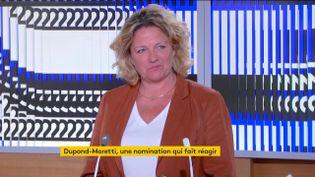 Valérie Gomez-Bassac, députée LREM du Var (FRANCEINFO)