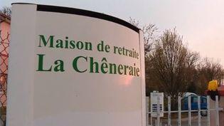 Après le décès de cinq résidents de l'EHPAD de Lherm, en Haute-Garonne, les familles des victimes comme des autres résidents tentent de comprendre comment le drame a pu intervenir. (FRANCE 2)