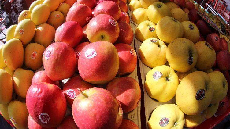 La France a expédié pour près de 26 millions d'euros de fruits en Russie en 2012. (  MAXPPP)