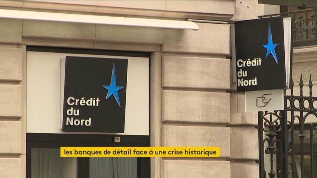Les banques de détail face à une crise historique