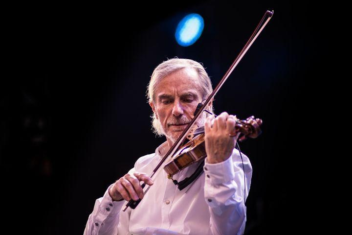 Jean-Luc Ponty et son violon magique  (Jules Azelie)