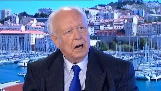 """""""Cette fête est ternie par une bande d'imbéciles"""" lance le maire de Marseille"""