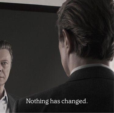 """L'une des trois pochettes de """"Nothing Has Changed""""  (DR)"""