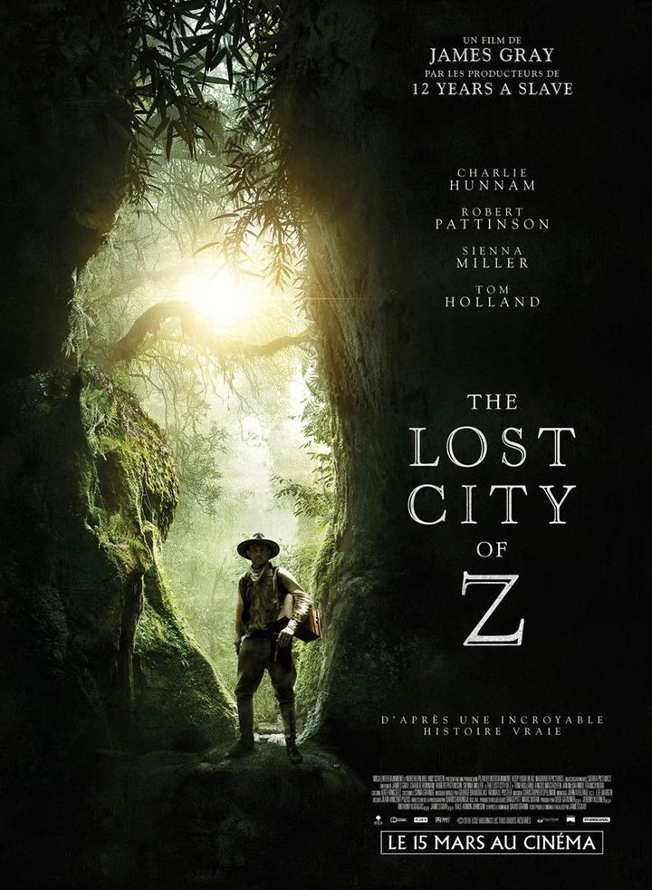 """""""The Lost City of Z"""" : l'affiche  (StudioCanal)"""