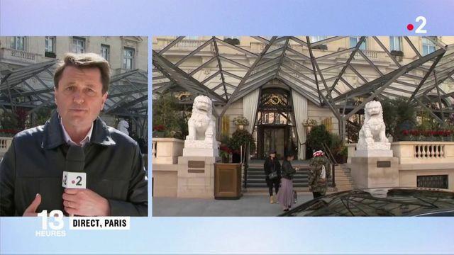 Paris : un hôtel cinq étoiles braqué dans la nuit
