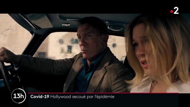 Covid-19 : l'industrie du cinéma à l'arrêt