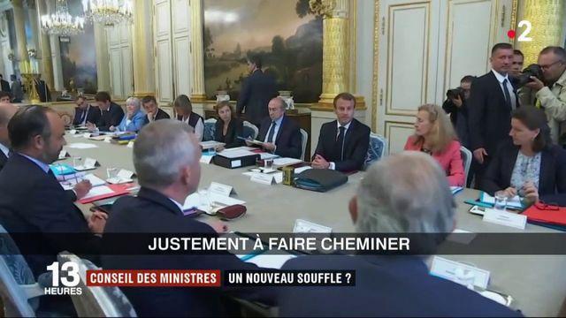 Conseil des ministres : un nouveau souffle ?