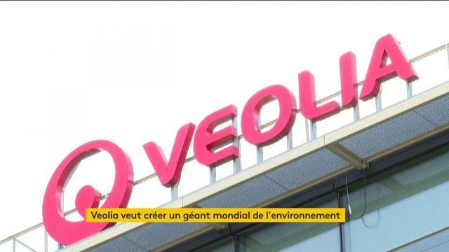 Recyclage : Veolia veut devenir le numéro un mondial