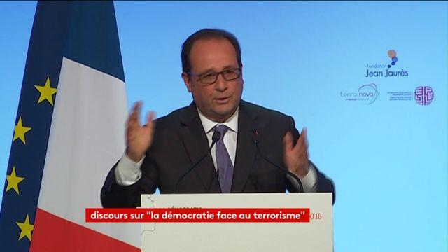 """VIDEO. François Hollande : """"ce n'est pas facile, une élection"""""""