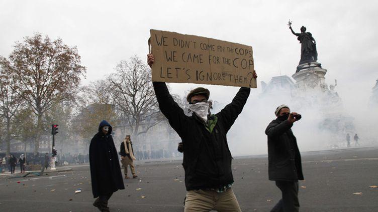 (316 personnes avaient été interpellées dimanche à Paris. © Maxppp)