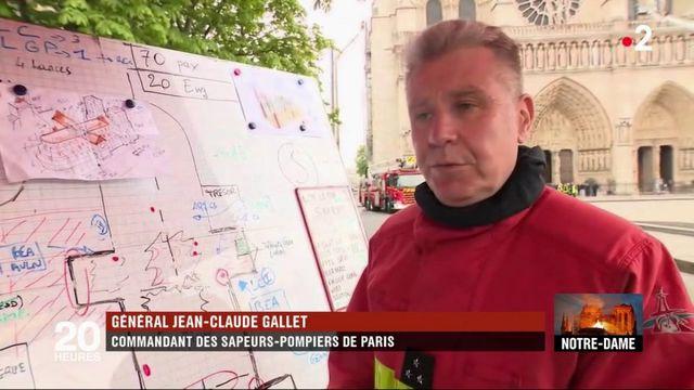 Incendie de Notre-Dame de Paris : un défi pour les pompiers