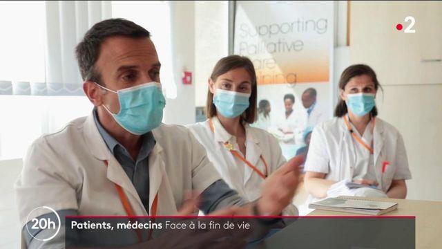 Débat sur l'euthanasie : plongée dans une unité de soins palliatifs